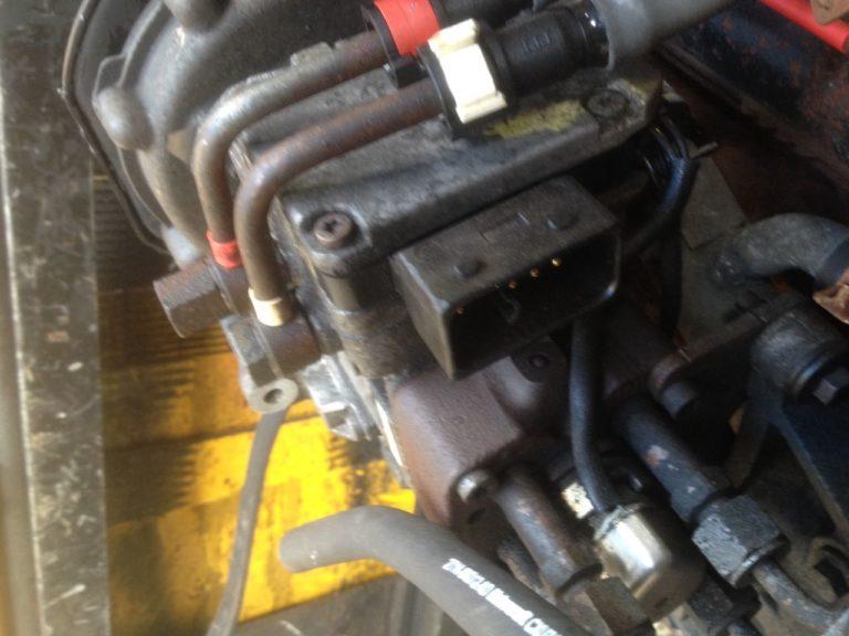 Двигатель BHPA 1.8d