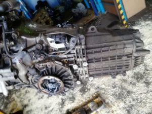 Двигатель контрактный Ауди A4 1999г. 1781 И ADR 471622