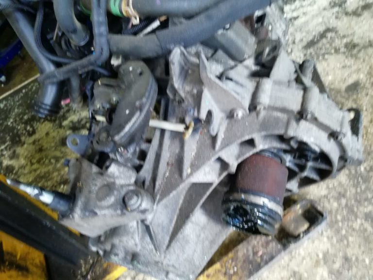 Контрактный двигатель бу Рено 1,5dCi K9k732 D044162 Siemens Меган, Сценик