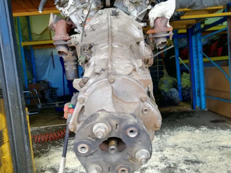 Контрактный Двигатель Ягуар S-Type 3.0 бензин AJ30 125388363FB с навесным