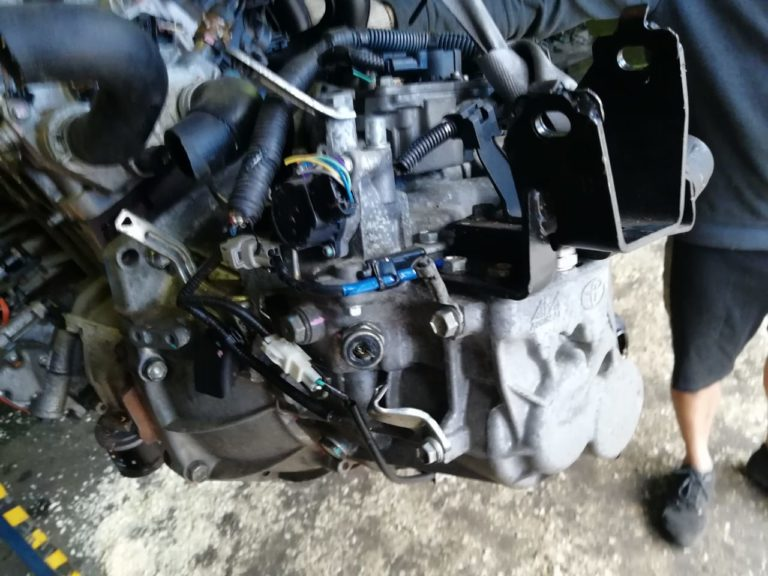 Двигатель Тойота 1,3 бензин 2SZ-FE (Toyota)