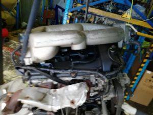 Контрактный Двигатель Ягуар S-Type 3.0 бензин AJ30 990034372FB с навесным