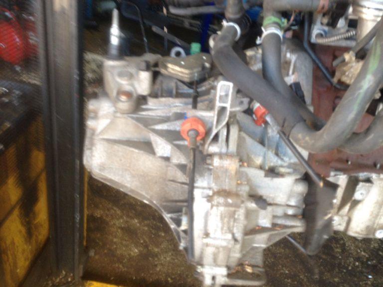 Контрактный двигатель бу Рено 1,5dCi K9k732 D327418 Siemens Меган, Сценик