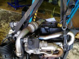 Двигатель K9k 1.5d