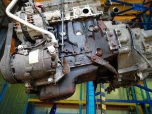 Контрактный двигатель бу Ниссан 1,5и QG15DE 316326