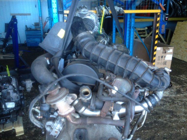 Контрактный двигатель Форд Транзит 2.0TDi D3FA YS39002