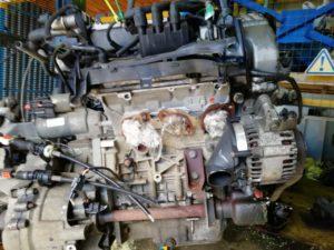 Контрактный двигатель Форд Мондео 3 2.5и LCBD 1A64534