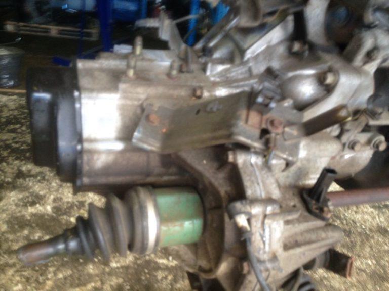 Контрактный Двигатель Мазда 3 1.6и ZM 453610