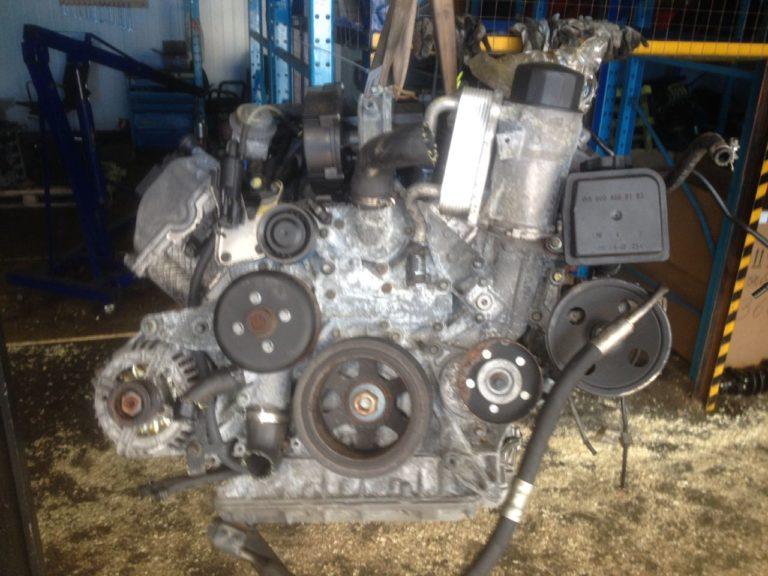 Контрактный двигатель Мерседес С260, CLK 2.6и V6 112912 31006607