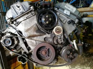 Двигатель LCBD 2.5i