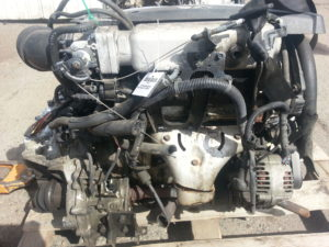 Контрактный двигатель бу Хендай SANTA FE  V6 2,7и G6BA 4965567