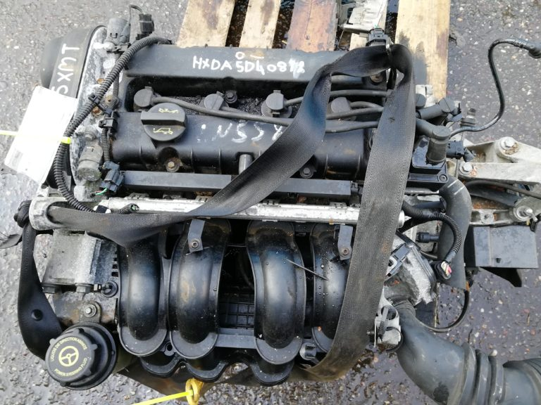 Контрактный двигатель Форд 1,6и HXDA 5M65323 115 л.с.