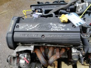 Контрактный двигатель бу Ленд Ровер Фрилендер 1,8i 18K4F N71811519