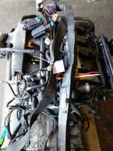 Контрактный Двигатель Audi 1.8И (Ауди) A6 2001г. AWT 34099 (CVT FGC) 150л.с.