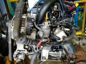Контрактный двигатель Ауди A4, A6 1.9 TDi AFN 427963