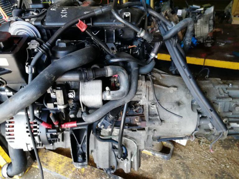 Контрактный двигатель БМВ бу 2.0д M47D20O1 (204D4) 83285431