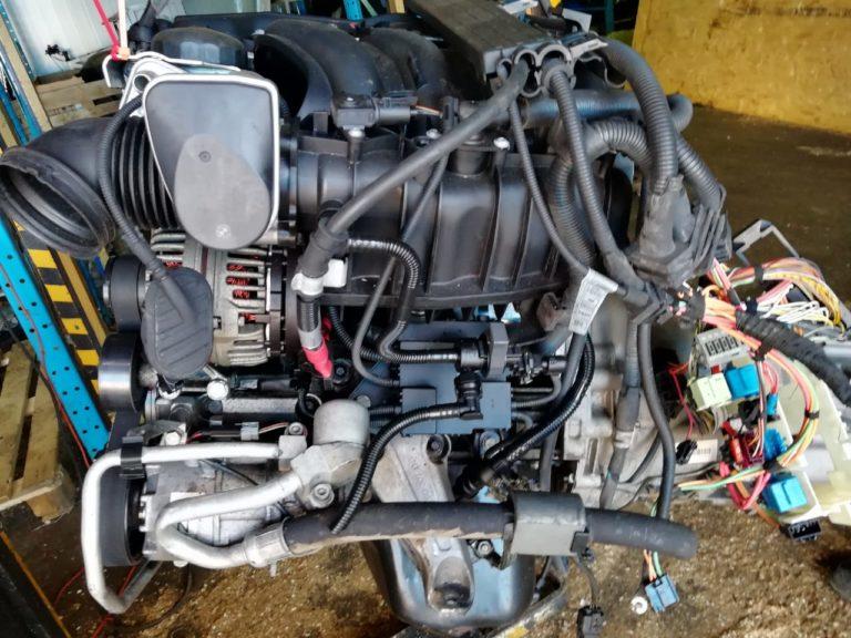 Контрактный Двигатель BMW 2.0И (БМВ) 1 2006г. N46B20U1 (N46B20B) A302H678