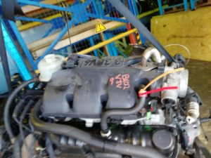 Контрактный Двигатель Крайслер 3.3И Вояжер 2002г. EGA 2U509810