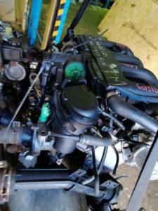 Контрактный двигатель Ситроен 1.9д WJY/DW8B DXET6013159 Берлинго