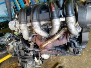 Двигатель DW8B 1.9d