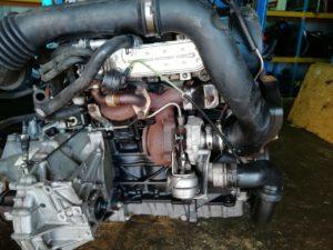 Контрактный Двигатель Додж Калибр 2.0И 2007г. ECN PMBL4929 4929