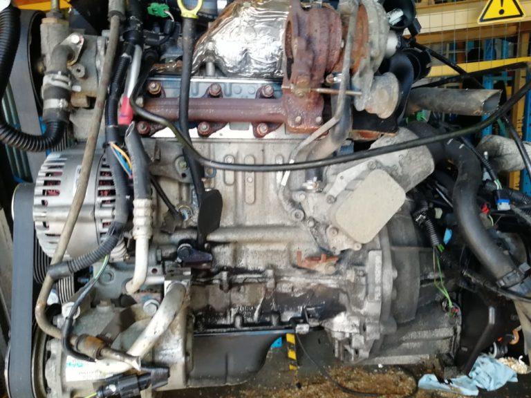 Контрактный двигатель Форд Фиеста, Фьюжен 1.4TDi F6JA 5D62978