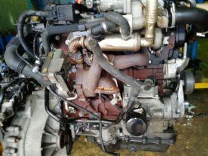 Контрактный двигатель Форд Фокус 2 1,8тд KKDA 7K05015