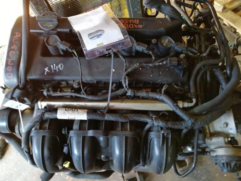 Контрактный двигатель бу Форд Фокус 2 1,8и QQDA 6M21157