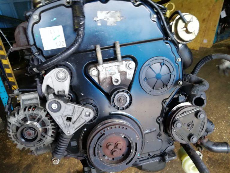 Двигатель FMBA 2.0d