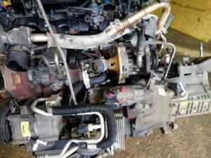 Контрактный двигатель Форд Транзит 2.0TDi ABFA 5P41821