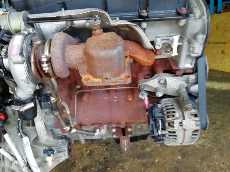 Двигатель ABFA 2.0d