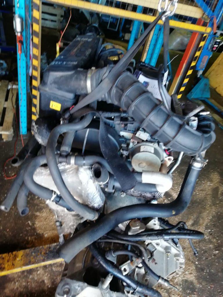 Контрактный двигатель Форд Транзит 2.0TDi F3FA 4L87509