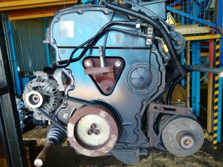 Двигатель F3FA 2.0d