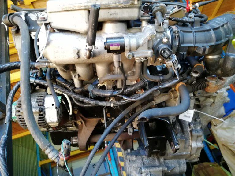 Контрактный Двигатель Хонда  CR-V 2001г. 2.0И  B20Z1 4005865