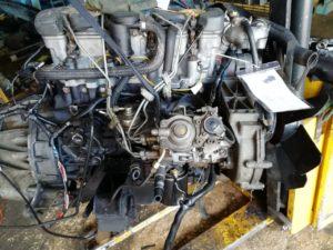 Двигатель контрактный Ленд Ровер Дискавери 1 2.5тд 21L 73820A