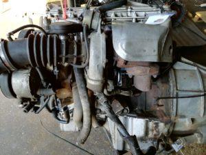 Двигатель контрактный Ленд Ровер Дискавери 2 2.5тд 15P 21823A / TD5