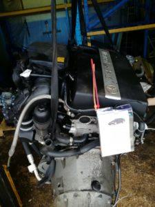 Контрактный двигатель бу Мерседес 1,8k 27194630051495