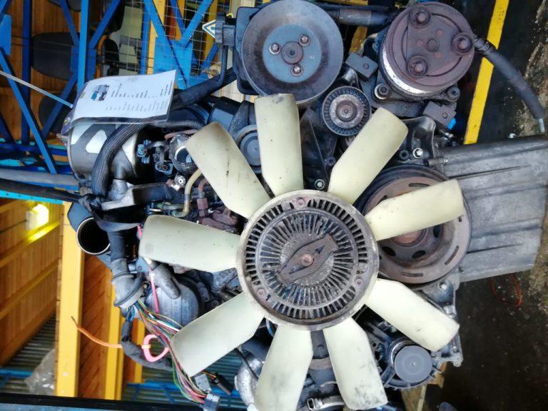 Двигатель 611981 2.2d