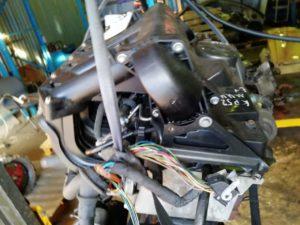 Контрактный двигатель Мерседес 2,2CDI OM 61198150661264