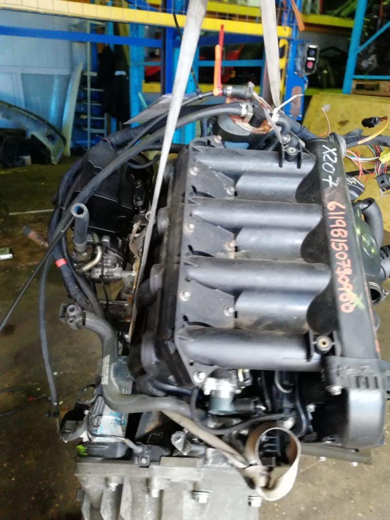 Контрактный двигатель Мерседес 2,2CDI OM 61198150790980