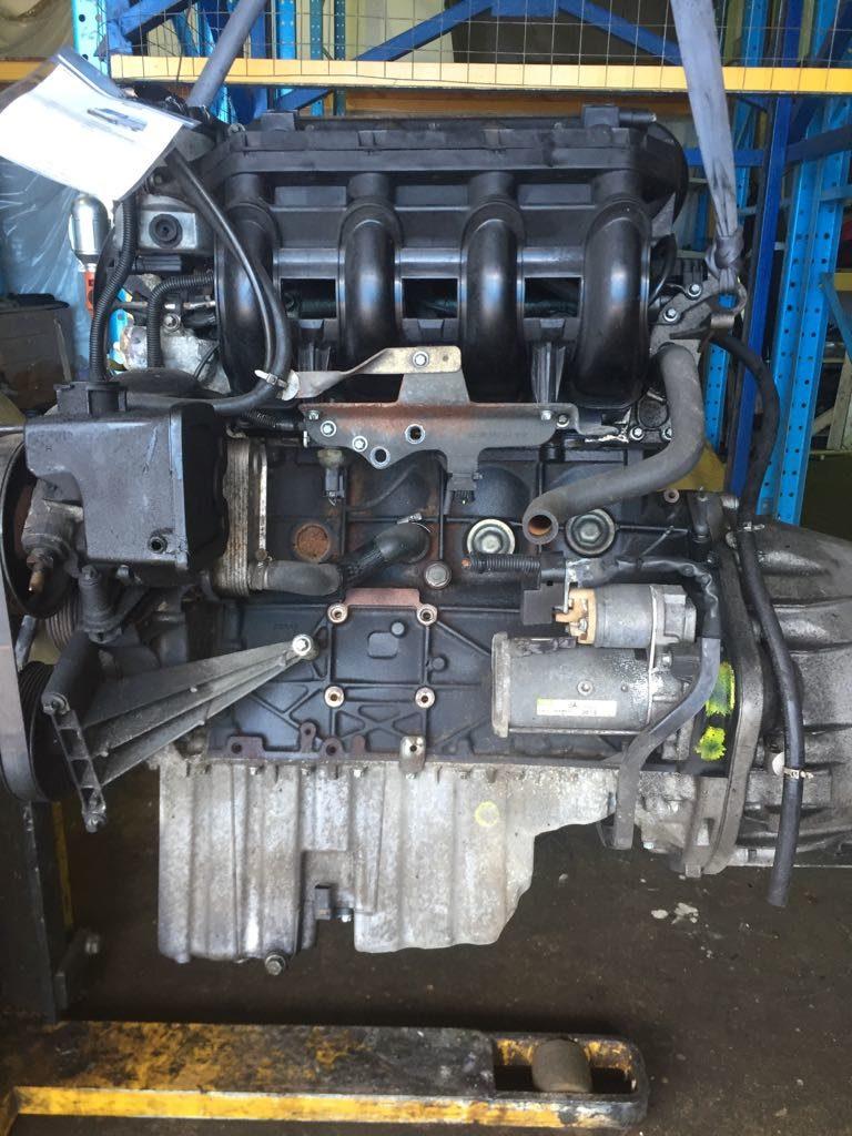 Контрактный двигатель Мерседес 2,2CDI OM 61198150862924