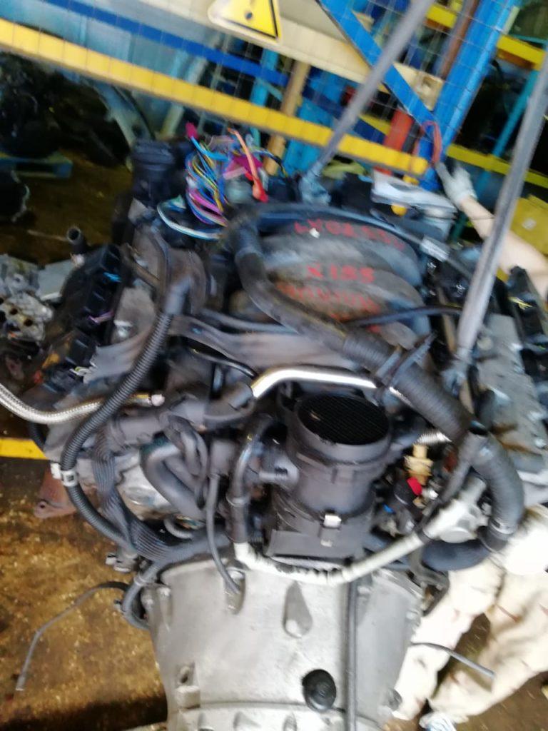 Контрактный двигатель Мерседес С260, CLK 2.6и V6 11291231111351