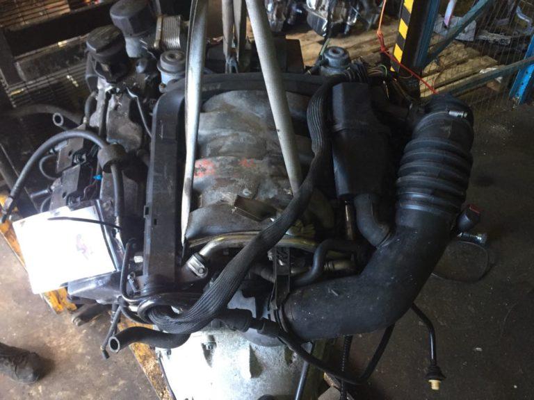 Контрактный двигатель Мерседес С260, CLK 2.6и V6 11291431125648