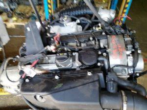 Контрактный двигатель бу Мерседес ML 2.7ТД OM 612963 30175347