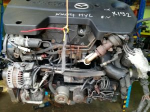 Контрактный двигатель Мазда 6, MPV II 2.0TD RF5C RF 888930
