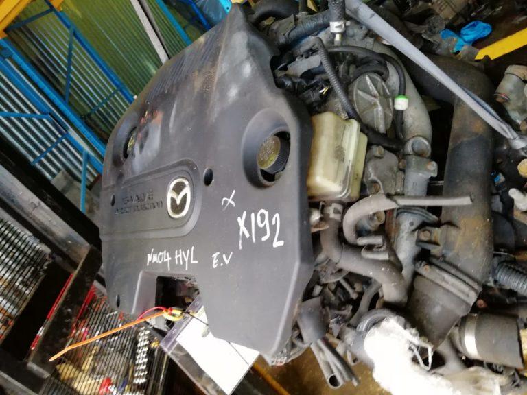 Двигатель RF5C 2.0d