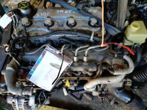 Контрактный двигатель Мазда 6, MPV II 2.0TD RF5C RF 998569