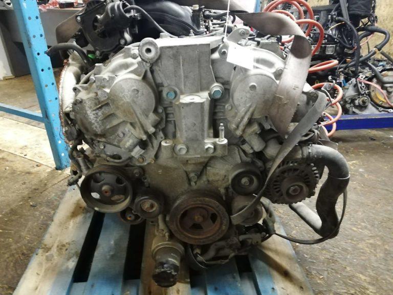 Контрактный двигатель Ниссан Мурано 3.5И VQ35HR