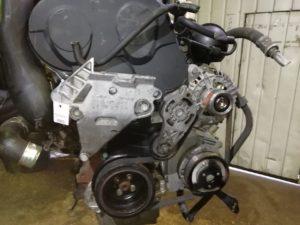 Контрактный двигатель Audi / Volkswagen  2.0Д BKD, BMM