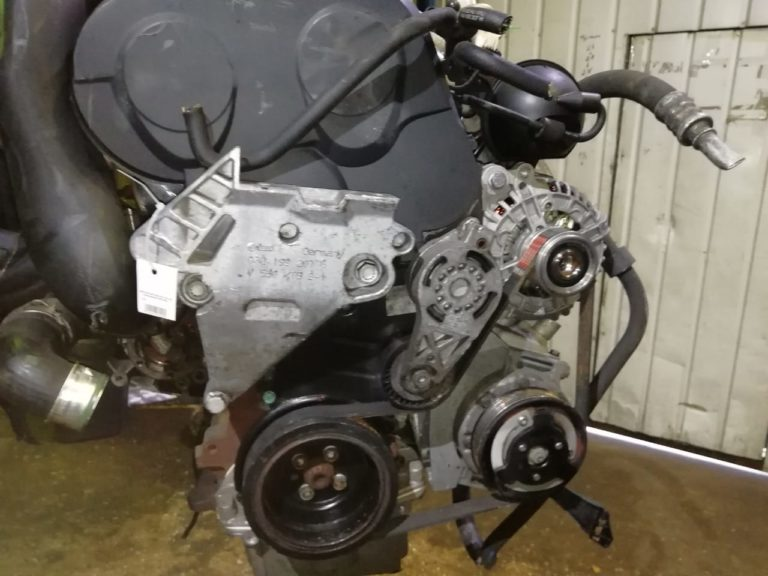 Двигатель BKD 2.0d